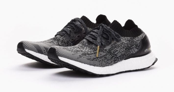 Adidas Ultra Boost Uncaged Black W