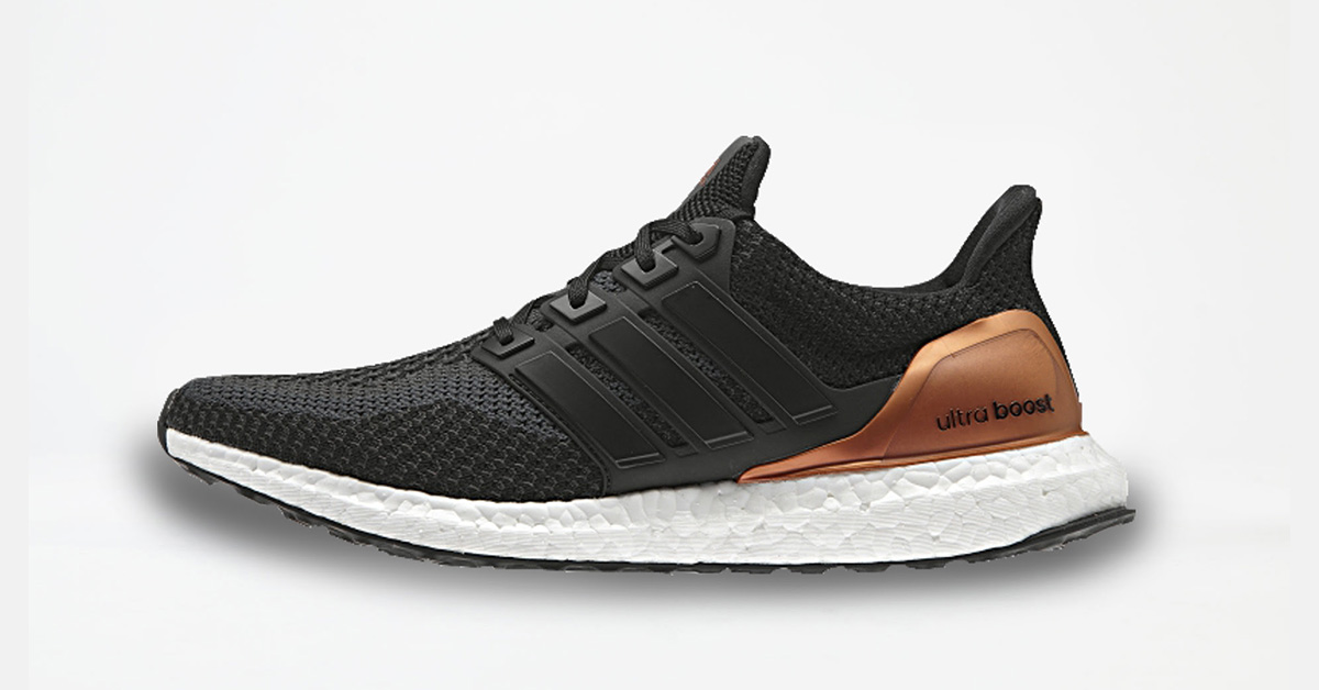 Adidas Ultra Boost Olympic Medal Bronze