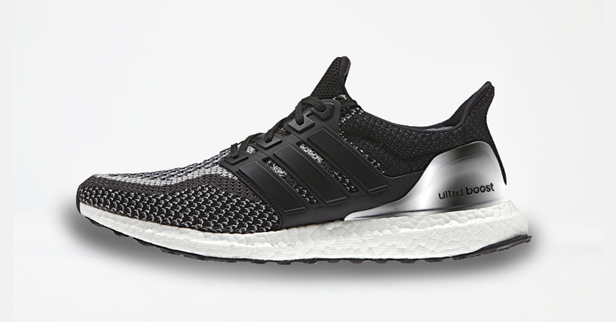 Adidas Ultra Boost Olympic Medal Silver