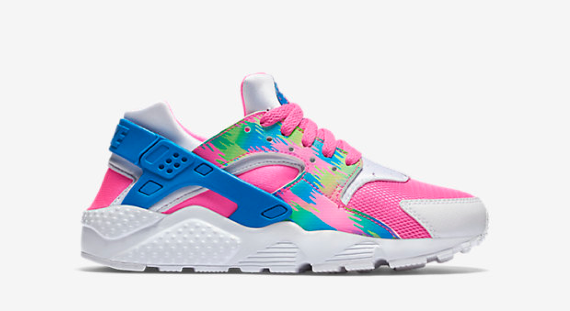 kids-nike-air-huarache-print