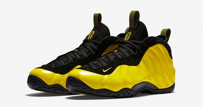 Nike Air Foamposite One Yellow