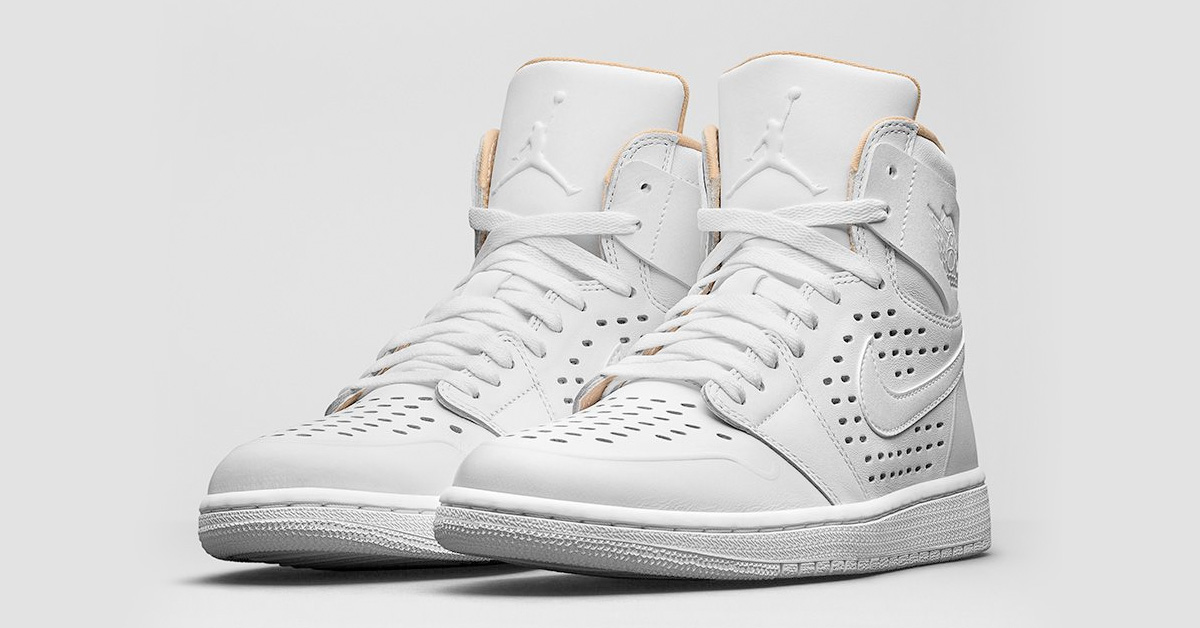 Nike Air Jordan 1 Retro High White