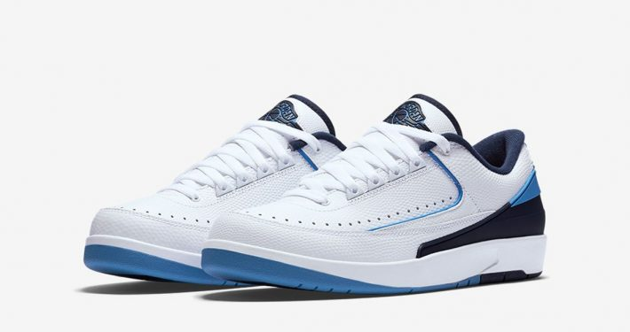 Nike Air Jordan 2 Retro Low Midnight Navy