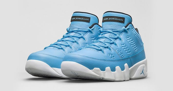 Nike Air Jordan 9 Retro Low University Blue