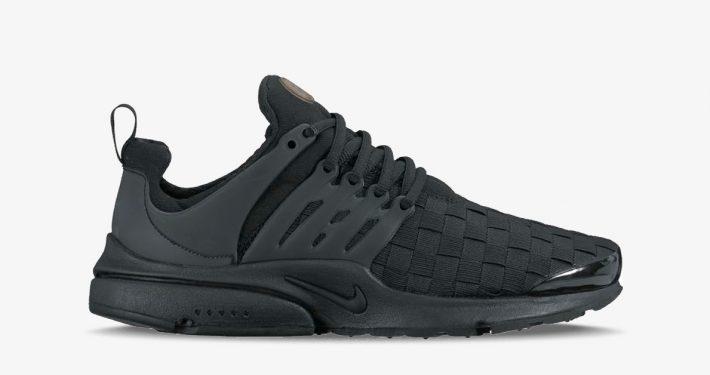 Nike Air Presto SE Woven Black