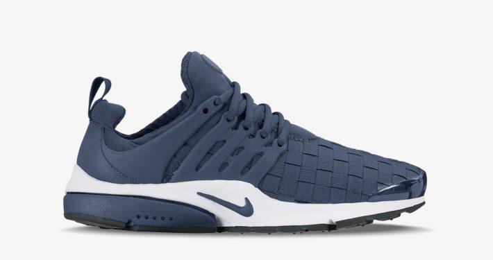 Nike Air Presto SE Woven Midnight Navy