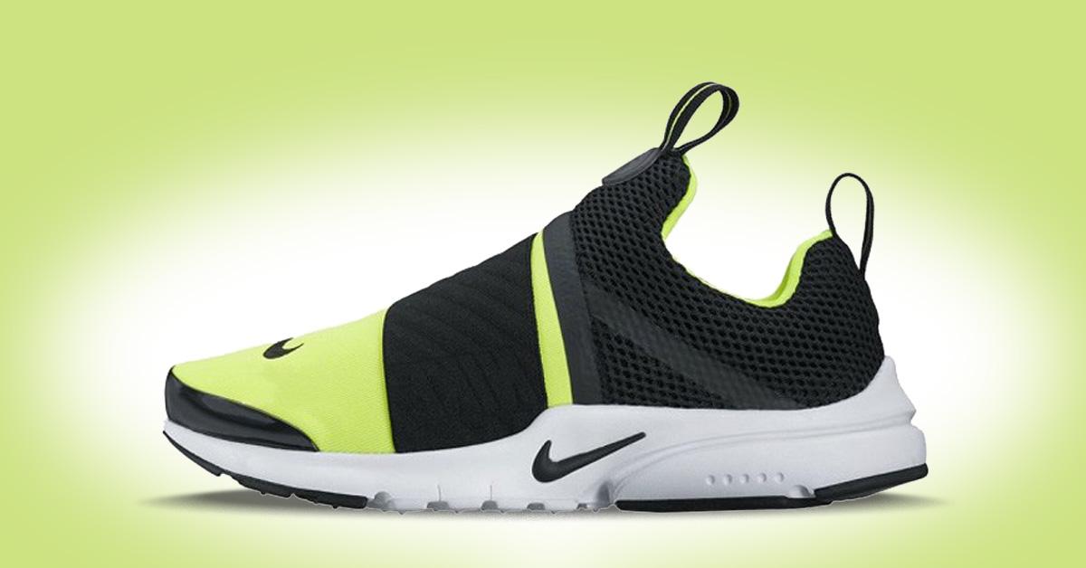 Nike Air Presto Slip-On Volt