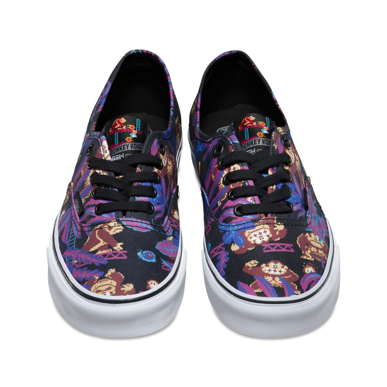 Nintendo x Vans Authentic Donkey Kong