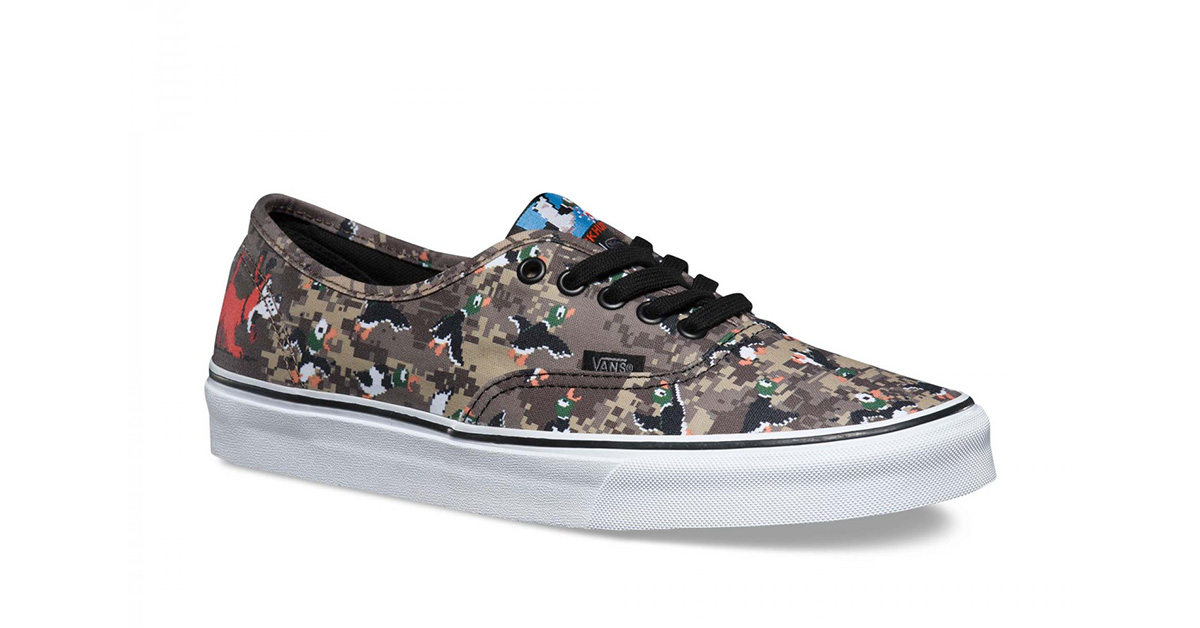 Nintendo x Vans Authentic Duck Hunt