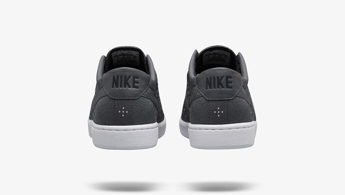 RF x NikeCourt Tennis Classic Ultra Flyknit Dark Grey