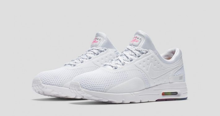 Womens Nike Air Max Zero 2016 BeTrue