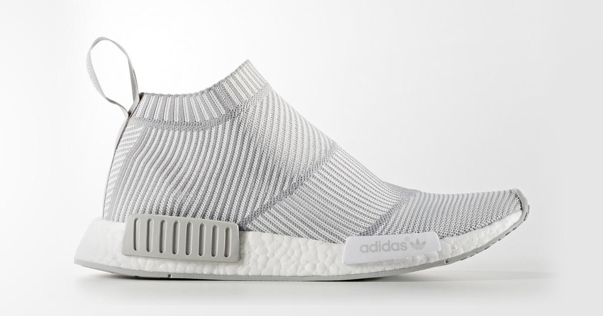 Adidas NMD CS1 Light Grey