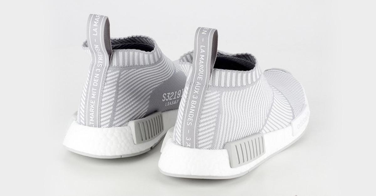Adidas NMD CS1 Grey