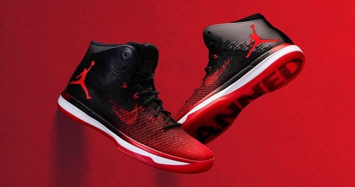 Nike Air Jordan 31 Bred