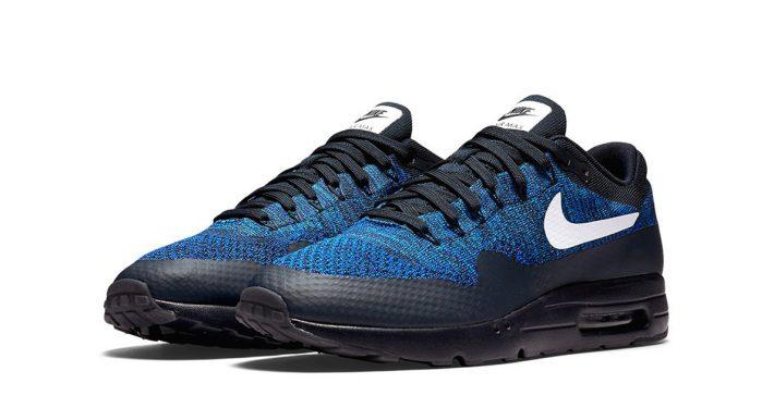 Nike Air Max 1 Ultra Flyknit Royal Blue
