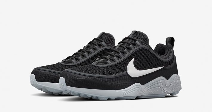 Nike Air Zoom Spiridon Black Grey