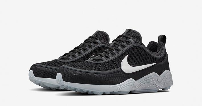 Nike Air Zoom Spiridon Black Grey