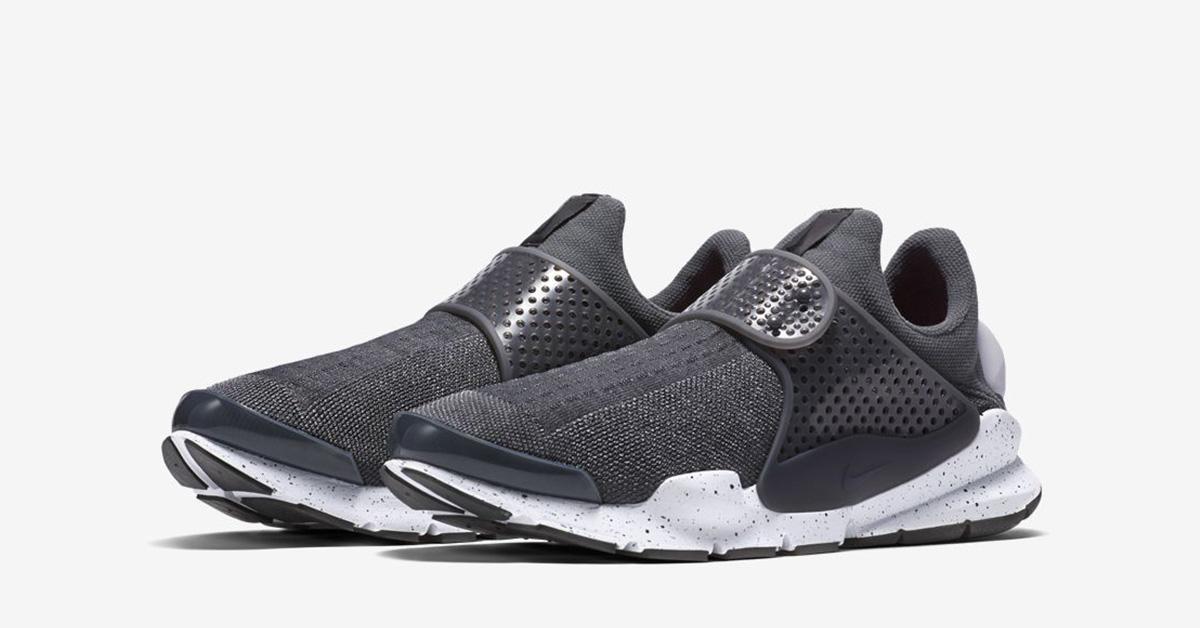 Nike Sock Dart Wolf Grey
