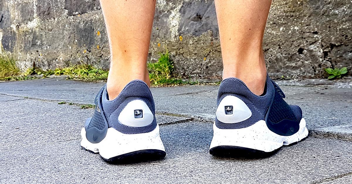Nike Sock Dart On Foot