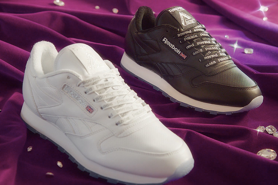 Palace X Reebok Sneaker Pack