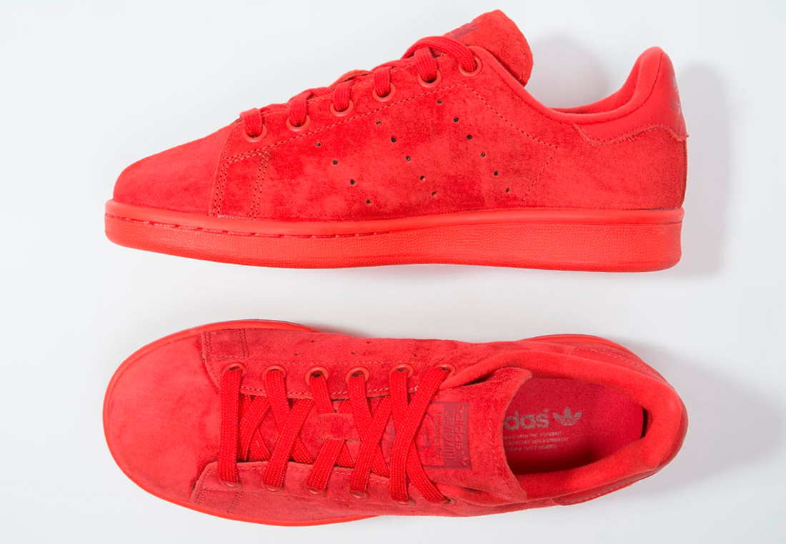 zalando-adidas-stan-smith-suede-red