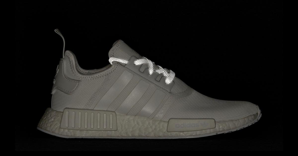 Adidas Nmd R1 White Reflective Next Level Kickz