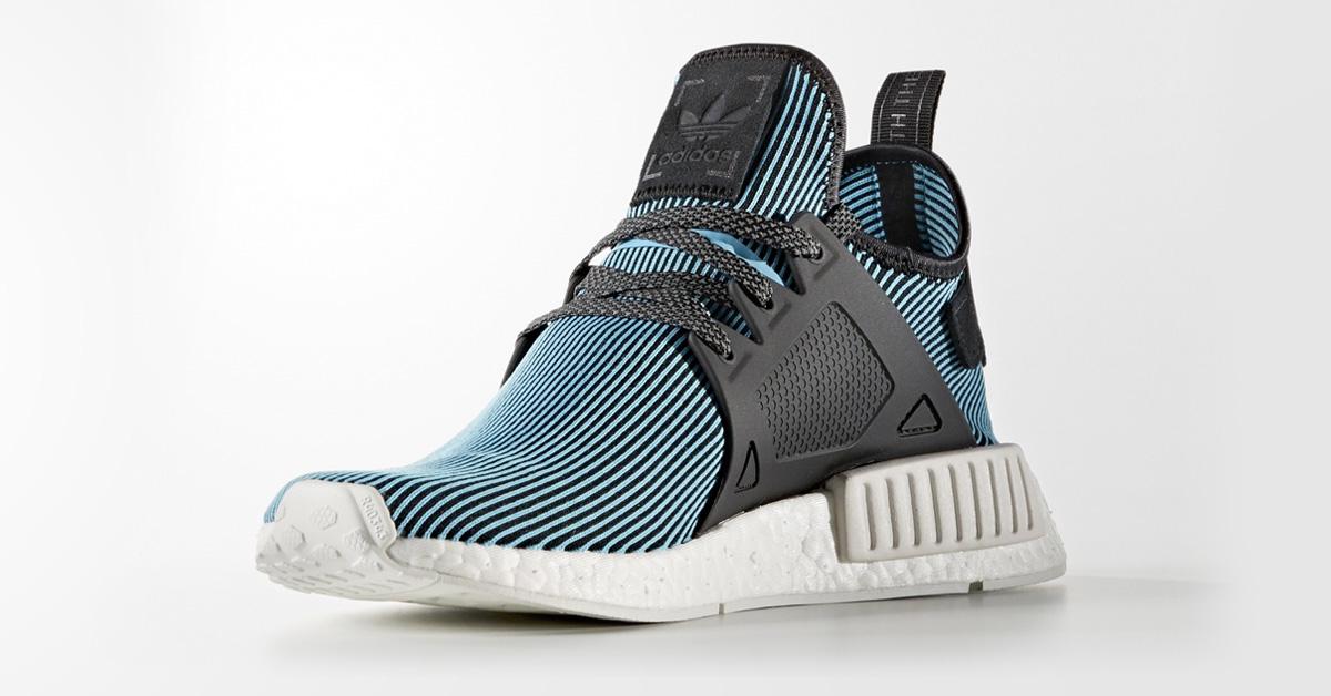 Adidas NMD XR1 Primeknit Bright Cyan