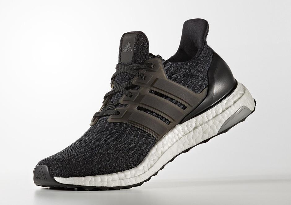 Adidas Ultra Boost 2017 Core Black