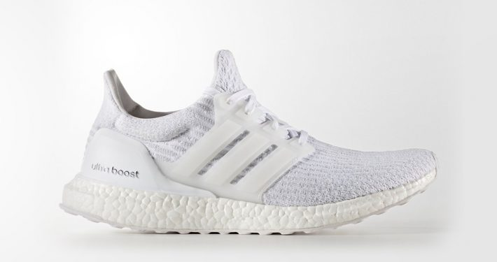 Adidas Ultra Boost 2017 Triple White