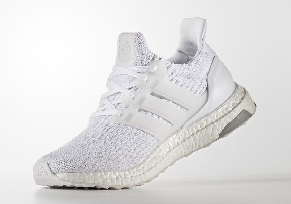 Adidas Ultra Boost 2017 Triple White