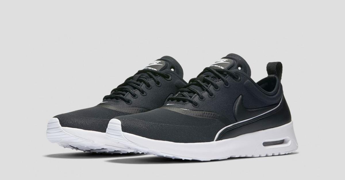 Nike Air Max Thea Ultra Black - Next