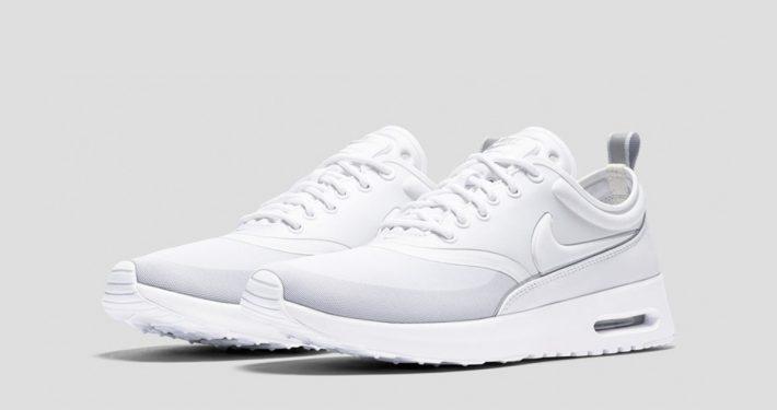 Nike Air Max Thea Ultra Metallic Silver
