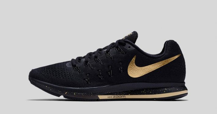 wholesale dealer 64397 83702 Nike Air Zoom Pegasus 33 Black and Gold