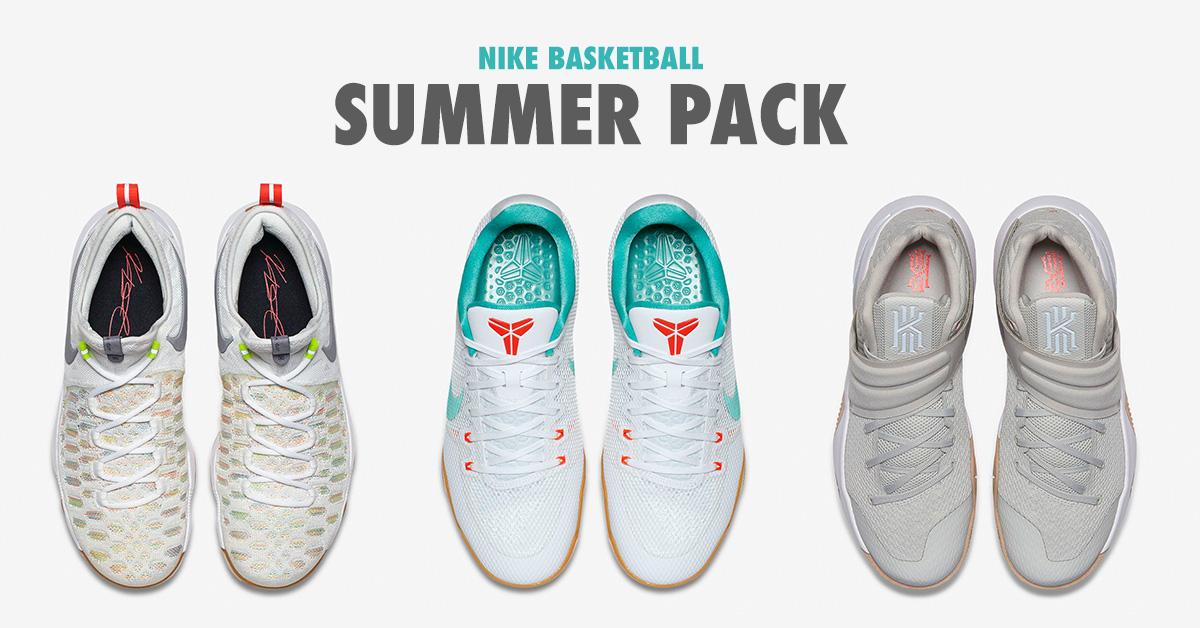 Nike Basketball Summer Pack