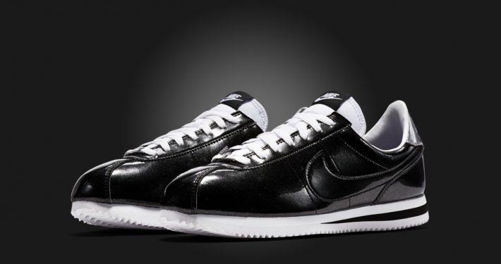 Nike Cortez Basic Premium Black