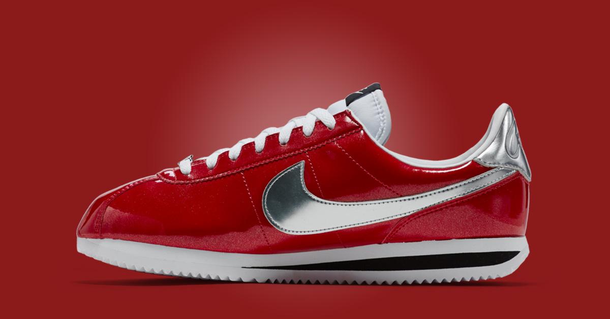 newest collection 3e588 fcf3c Nike Cortez Basic Premium Gym Red - Next Level Kickz