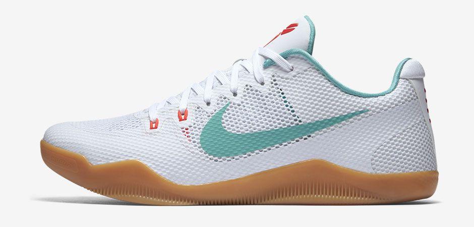 Nike Kobe 11 White