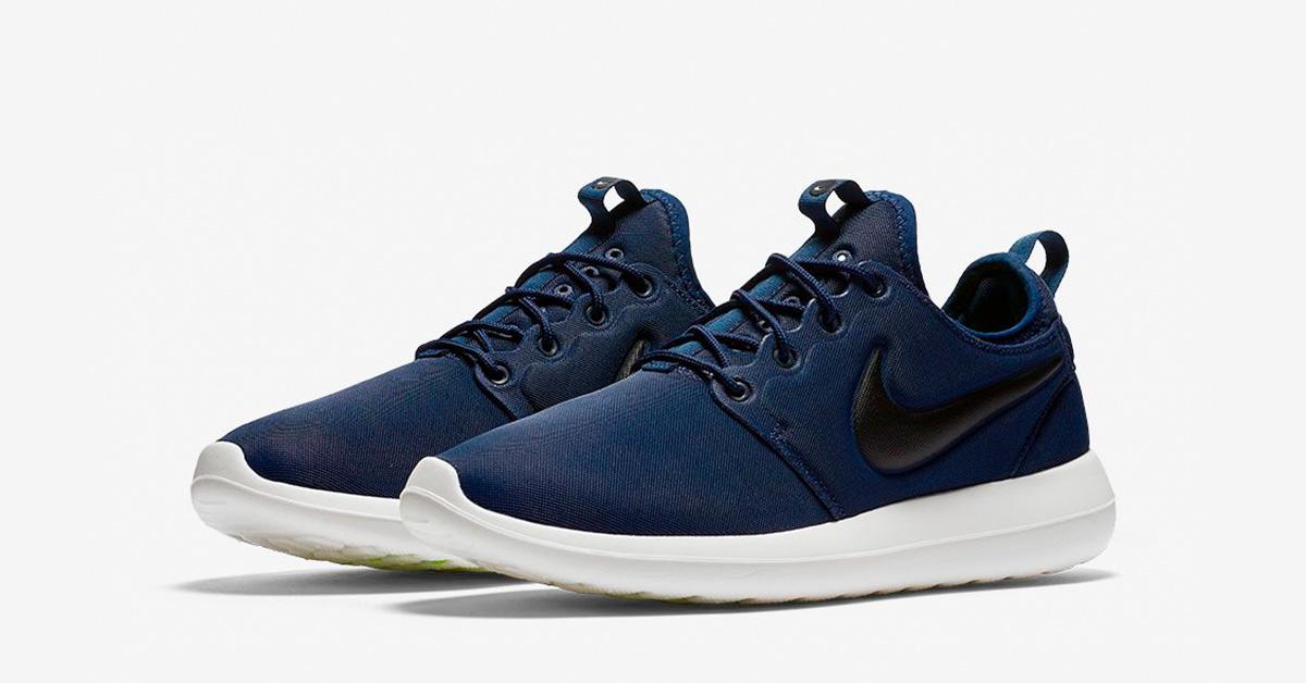 Nike Roshe Two Midnight Navy - Next