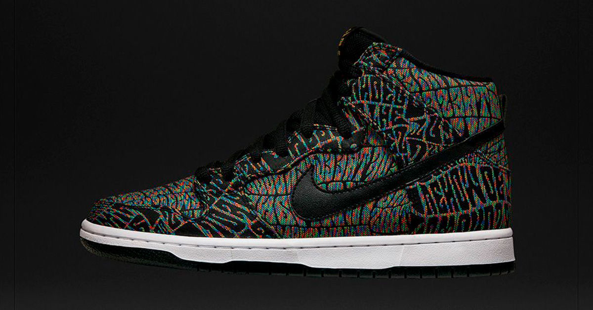 Nike SB Dunk High Premium Tripper