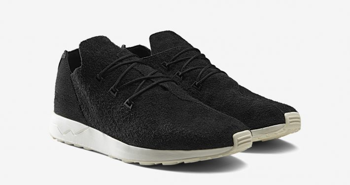 Wings+Horns x Adidas ZX Flux Adv X Black