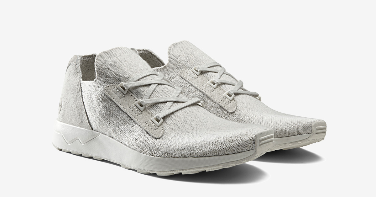 timeless design 109c3 be735 Wings+Horns x Adidas ZX Flux Adv X Light Grey - Next Level Kickz
