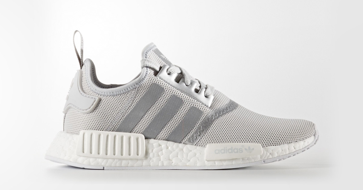 official photos 7f510 423d2 Womens Adidas NMD R1 Matte Silver - Next Level Kickz