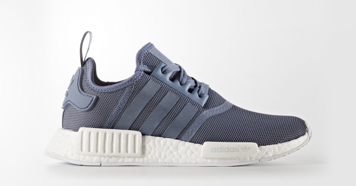 Womens Adidas NMD R1 Tech Ink