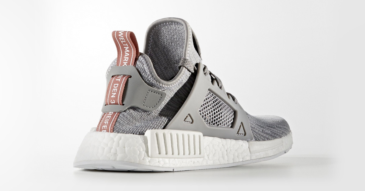 Womens Adidas NMD XR1 Primeknit Solid Grey - Next Level Kickz