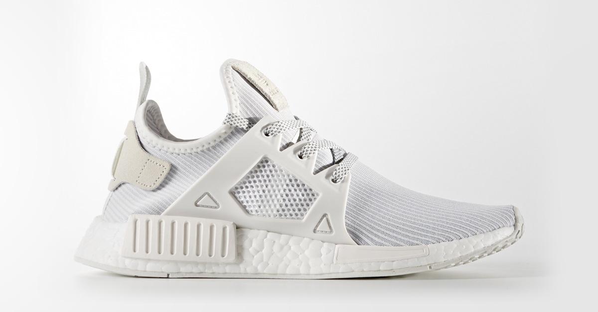 taniej 100% jakości najlepszy wybór Womens Adidas NMD XR1 Primeknit Vintage White - Next Level Kickz