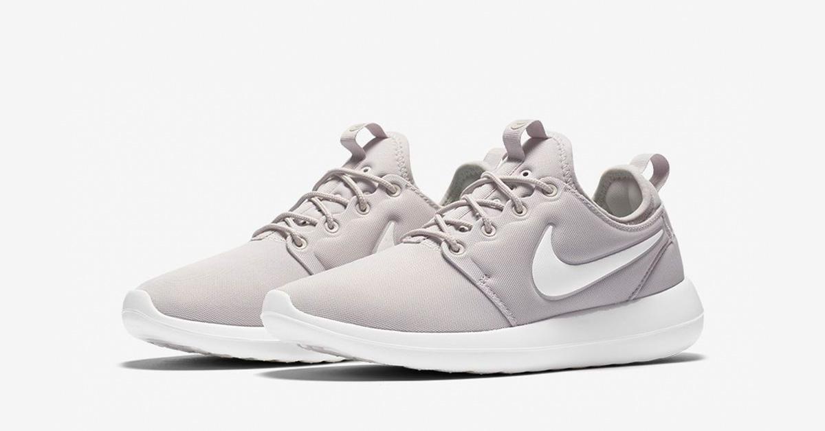 Womens Nike Roshe Two Light Iron Ore