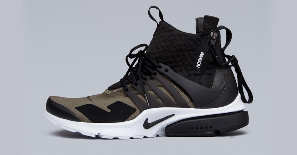 a326a1a066fa9 ... Black White Retail Price; Acronym x NikeLab Air Presto Mid Olive; Nike  Air Presto Low ...
