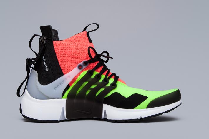 Acronym x NikeLab Air Presto Mid Volt