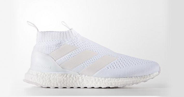 Adidas Ace 16+ Purecontrol Ultra Boost Triple White