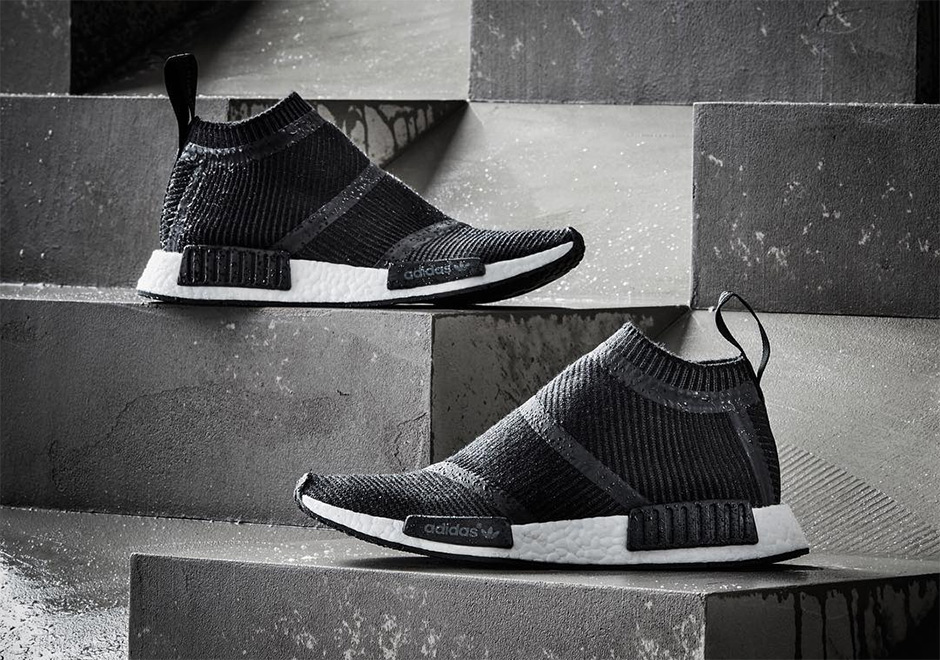 Adidas NMD CS1 Black Wool